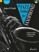 The Jazz Method for Saxophone + CD - John O'Neill - alto saxophone