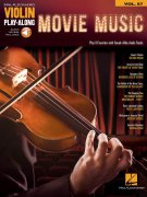 VIOLIN PLAY-ALONG 57 -  MOVIE MUSIC + Audio Online
