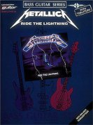 Metallica - Ride the Lightning - Bass