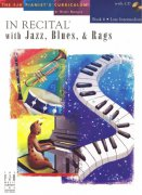 In Recital with Jazz, Blues & Rags 6 + Audio Online