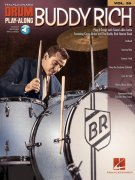 DRUM PLAY-ALONG 35 - BUDDY RICH + Audio Online