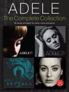 Adele: The Complete Collection - Piano, Vocal & Guitar (PVG)