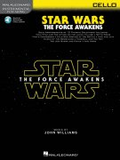 Star Wars: The Force Awakens pro violoncello