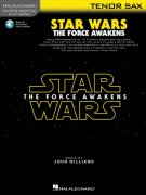 STAR WARS: THE FORCE AWAKENS + Audio Online / tenorový saxofon