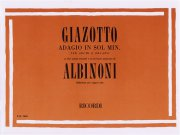 Tomaso Albinoni/Remo Giazotto: Adagio In G Minor (Organ)
