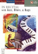 In Recital with Jazz, Blues & Rags 5 + Audio Online