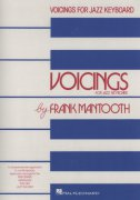 Voicings for Jazz Keyboard by Frank Mantooth