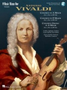 Concerto in A Minor, Concerto in D major Antonio Vivaldi