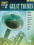 Trumpet Play-Along 4 - GREAT THEMES + Audio Online
