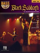 BASS PLAY-ALONG 26 - BLACK SABBATH + Audio Online / bass guitar + tablature