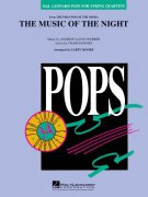 Pops for String Quartets - THE MUSIC OF THE NIGHT (The Phantom of the Opera)