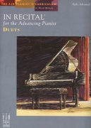 IN RECITAL for the Advancing Pianist  - DUETS / 1 klavír 4 ruce