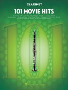 101 Movie Hits for Clarinet / 101 filmových hitů pro klarinet