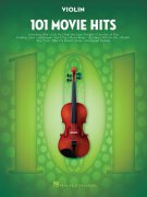 101 Movie Hits for Violin / 101 filmových hitů pro housle