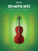 101 Movie Hits for Cello / 101 filmových hitů pro violoncello