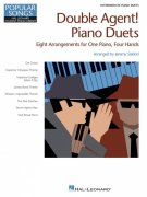 DOUBLE AGENT! - Piano Duets / 1 piano 4 hands