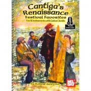 Cantigas Renaissance Festival Favorites (Book + Online Audio)
