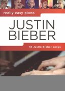 Really Easy Piano - JUSTIN BIEBER (16 songs)