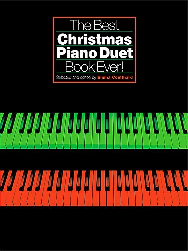 Best Christmas Piano Duet Book Ever!    ,