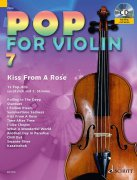 Pop for Violin 7 + CD -  dueta pro dvoje housle
