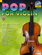 Pop for Violin 9 + CD - dueta pro dvoje housle