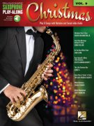 Saxophone Play Along 9 - Christmas + Audio Online / altový (tenorový) saxofon