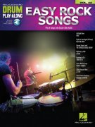 DRUM PLAY-ALONG 42 - EASY ROCK SONGS + Audio Online