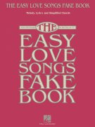 THE EASY LOVE SONGS FAKE BOOK - zpěv/akordy