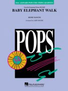 Pops for String Quartets - BABY ELEPHANT WALK