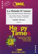 La Maladie d'Amour - Jacques Revaux - Set (Score & Parts)