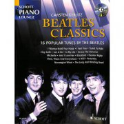 Beatles Classics 16 Popular Tunes by the Beatles - 16 hitů Beatles pro klavír
