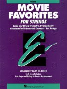 MOVIE FAVORITES FOR STRINGS / party (6 ks)