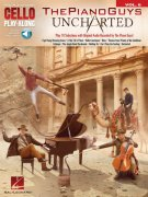 Cello Play-Along 6 - The Piano Guys UNCHARTED + Audio Online