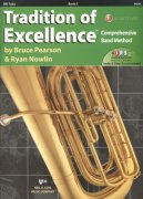 Tradition of Excellence 3 + Audio Video Online / BBb tuba