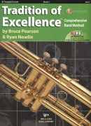 Tradition of Excellence 3 + Audio Video Online / trumpeta (trubka)