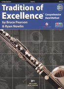 Tradition of Excellence 2 + DVD / Eb klarinet