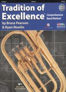 Tradition of Excellence 2 + DVD / Eb Horn (lesní roh)