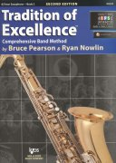 Tradition of Excellence 2 + Audio Video Online / tenorový saxofon