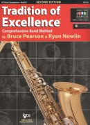 Tradition of Excellence 1 + Audio Video Online / tenorový saxofon