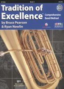 Tradition of Excellence 2 + DVD / Eb tuba