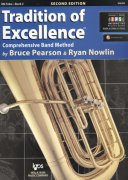 Tradition of Excellence 2 + Audio Video Online / BBb tuba