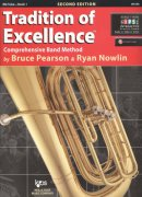 Tradition of Excellence 1 + Audio Video Online / tuba BBb