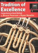 Tradition of Excellence 1 + Audio Video Online / F Horn (lesní roh)