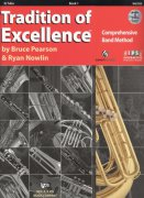 Tradition of Excellence 1 + DVD / Eb tuba