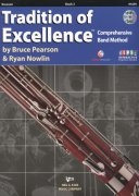 Tradition of Excellence 2 + DVD / fagot