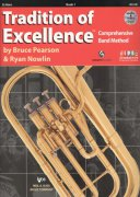Tradition of Excellence 1 + DVD / Eb Horn (lesní roh)