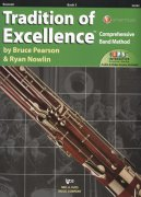 Tradition of Excellence 3 + Audio Video Online / fagot