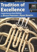 Tradition of Excellence 2 + Audio Video Online / F Horn (lesní roh)