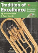 Tradition of Excellence 3 + Audio Video Online / Eb Horn (lesní  roh)