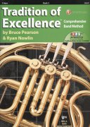Tradition of Excellence 3 + Audio Video Online / F Horn (lesní roh)